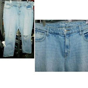 Old Navy Droit Jeans Size 14